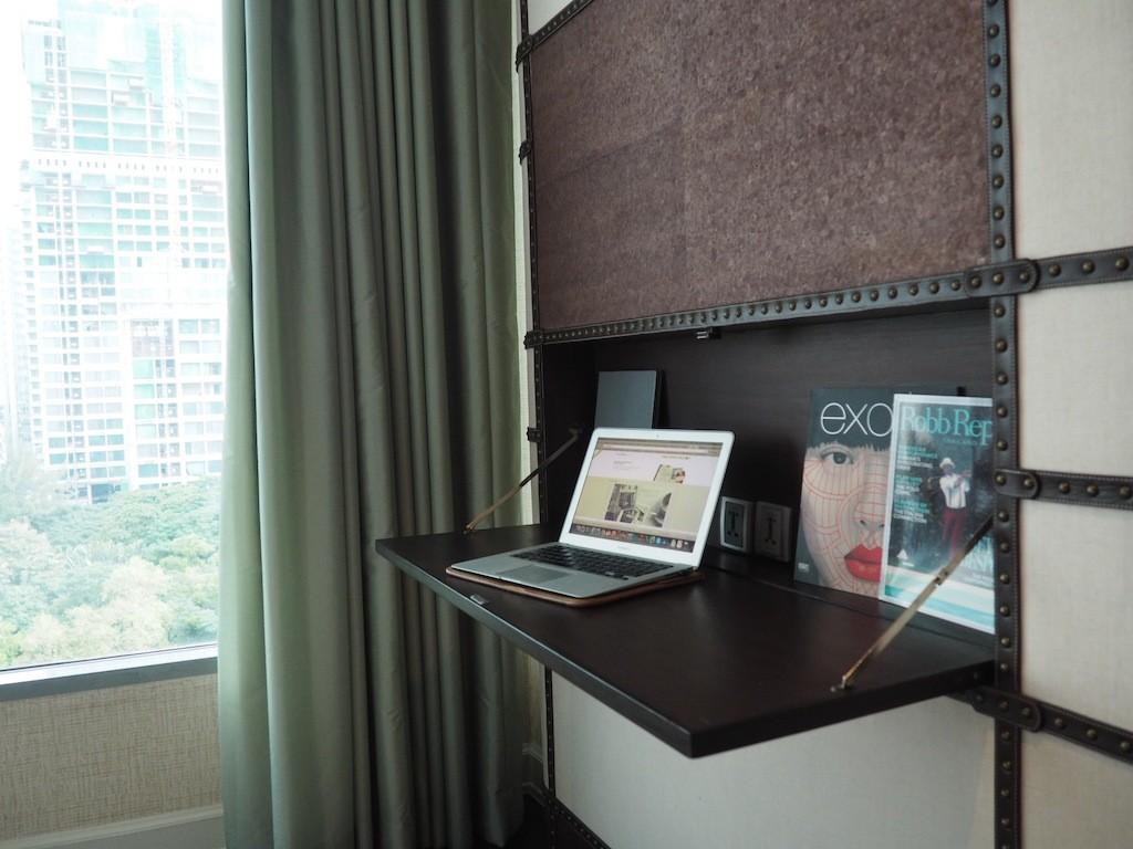 Where To Stay In Bangkok | Oriental Residence Bangkok Luxury Hotel