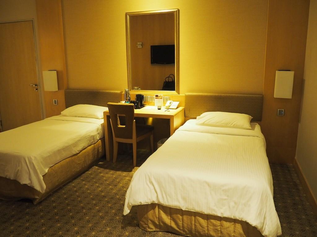 Sleeping At Singapore Airport: Ambassador Transit Hotel Review