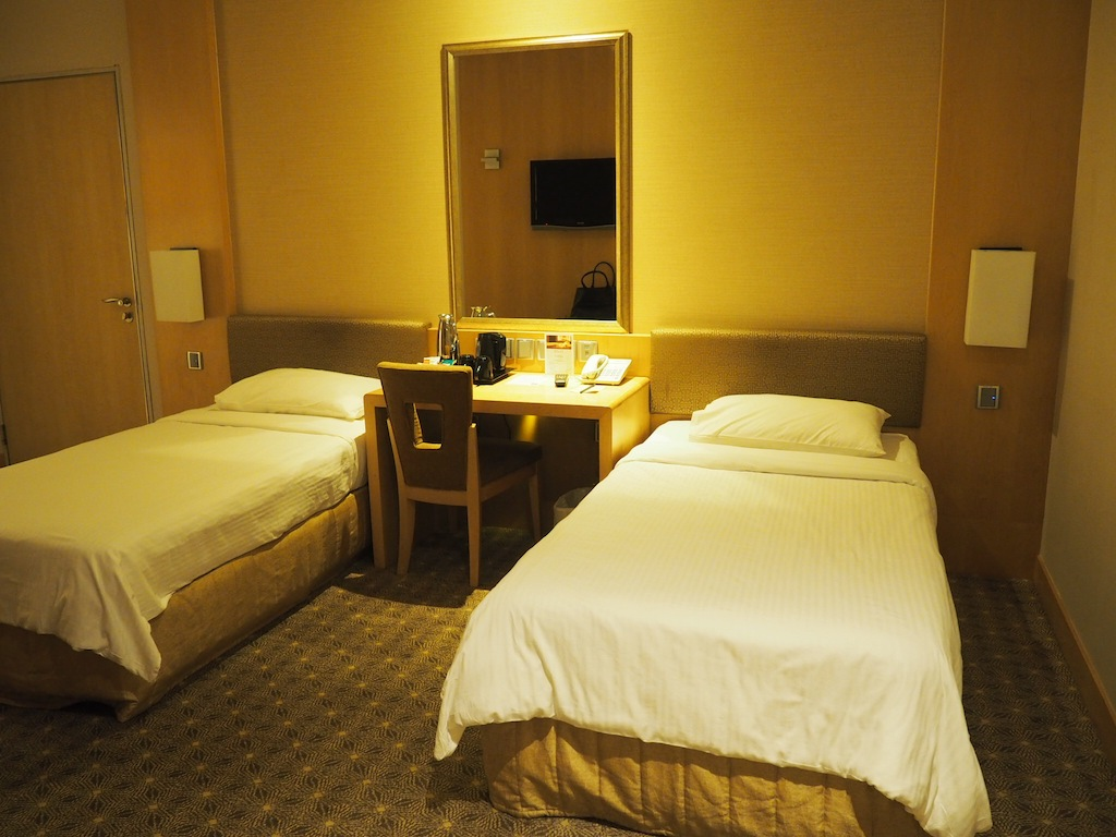 Sleeping At Singapore Airport: Changi Ambassador Transit Hotel Review
