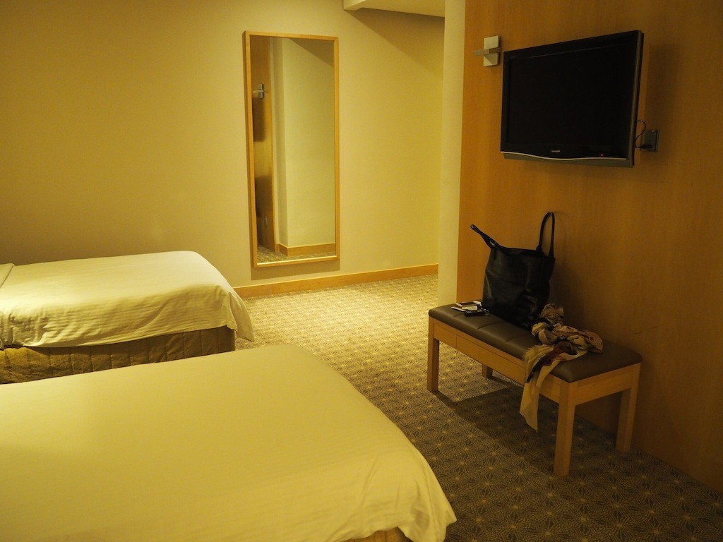 Sleeping At Singapore Airport: Ambassador Transit Hotel Review