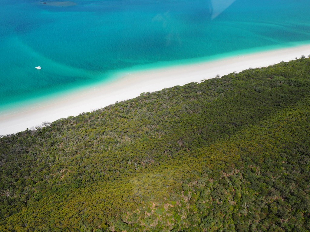 In pictures: Helicopter ride over the Great Barrier Reef & Whitsunday Islands