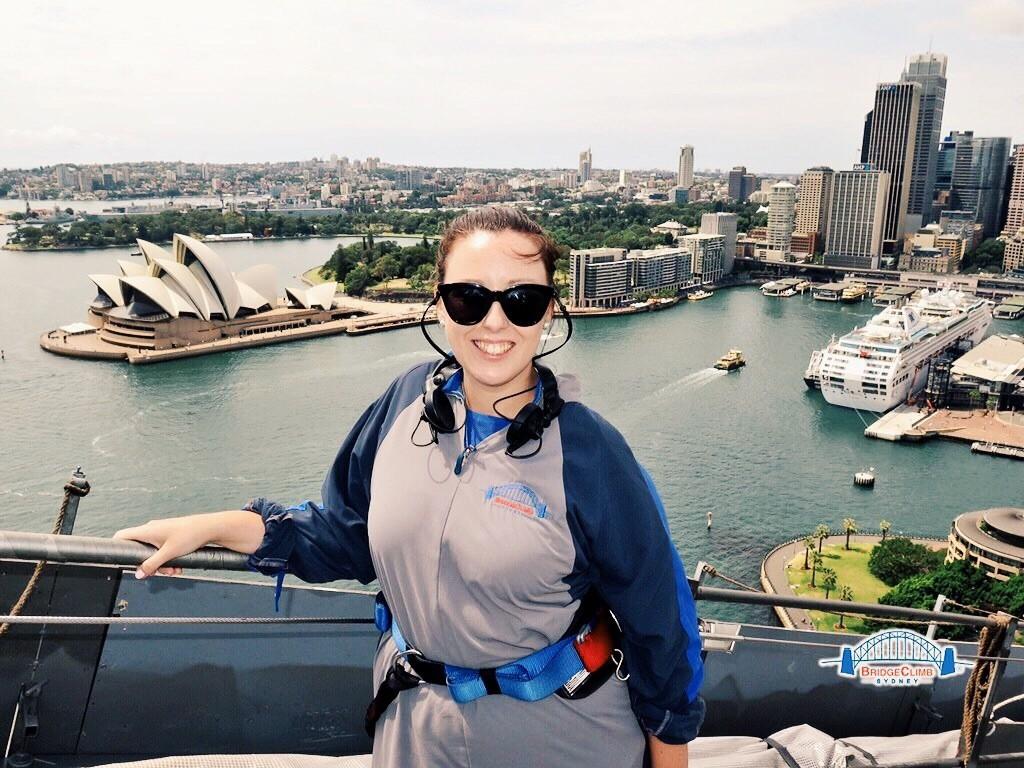 BridgeClimb Sydney – What It's Like To Climb Sydney Harbour Bridge