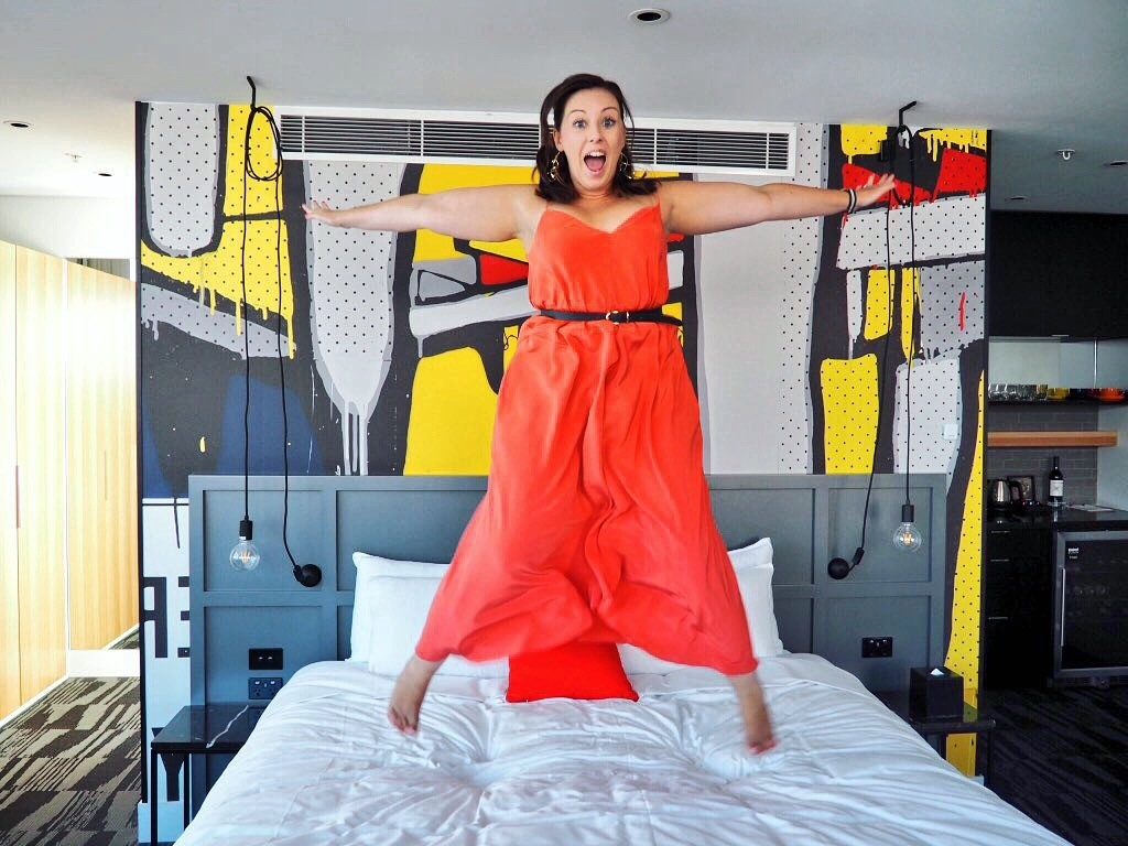 A Superhero Stay At Ovolo 1888 Darling Harbour Sydney