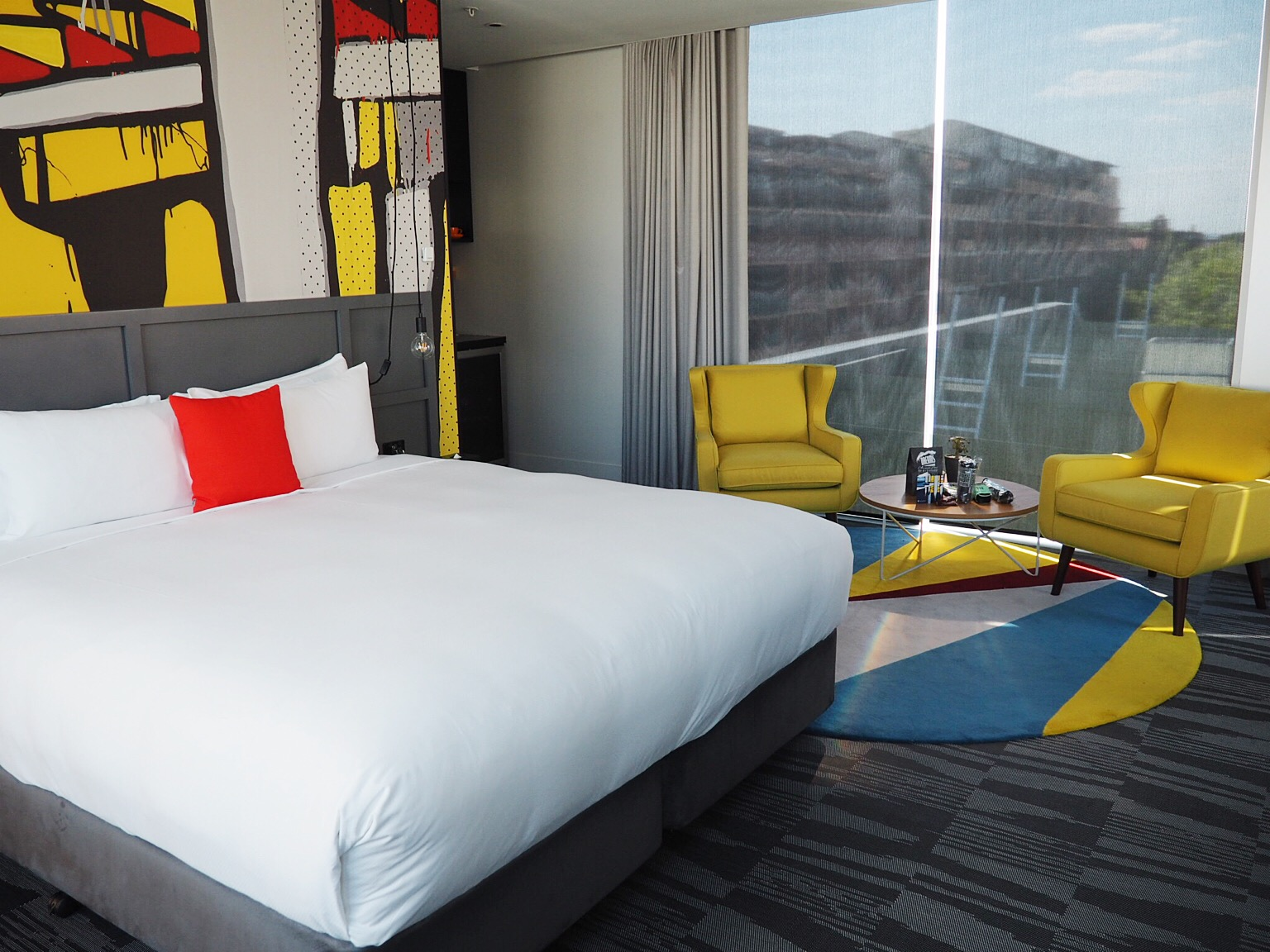 Stirred Suite at Ovolo 1888 Darling Harbour Sydney