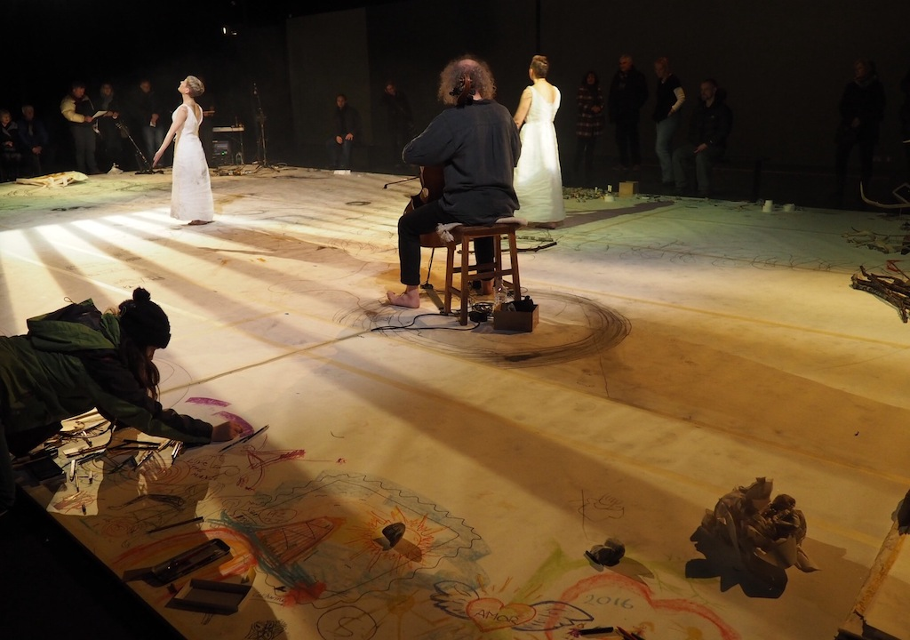 Beguiling performance at National Museum Of Scotland