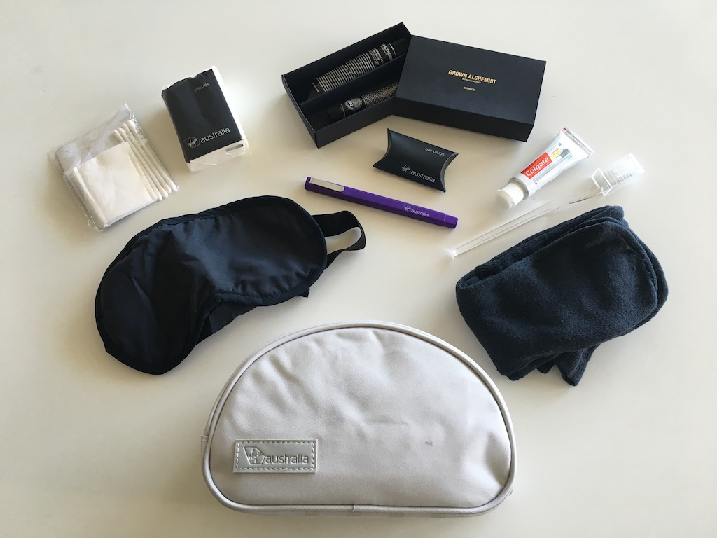 Love the Grown Alchemist products in the Amenity Kit
