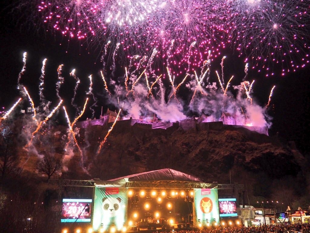 How To Have The Best New Year's Ever At Edinburgh's Hogmanay