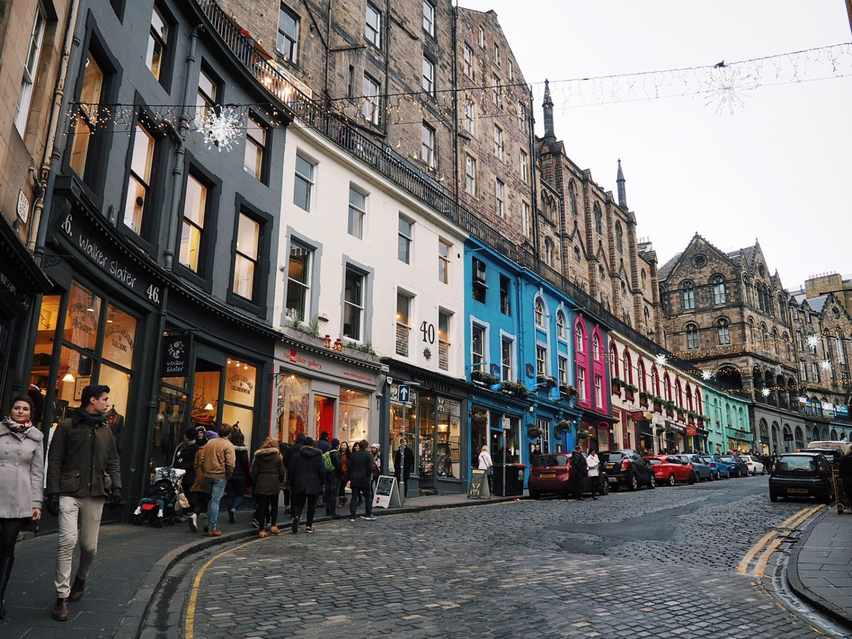 5 Great Coffee Shops In Edinburgh