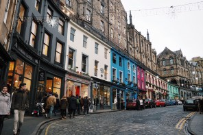 5 Great Coffee Shops In Edinburgh