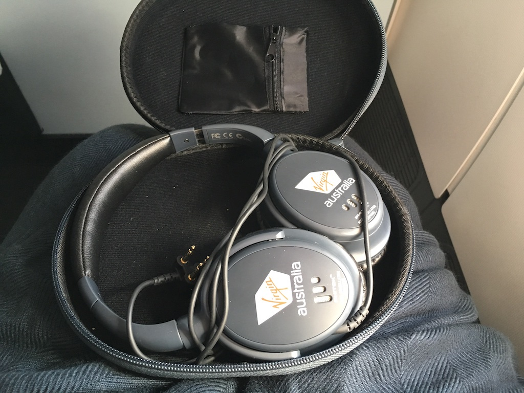 Super impressed with the noise-cancelling headset