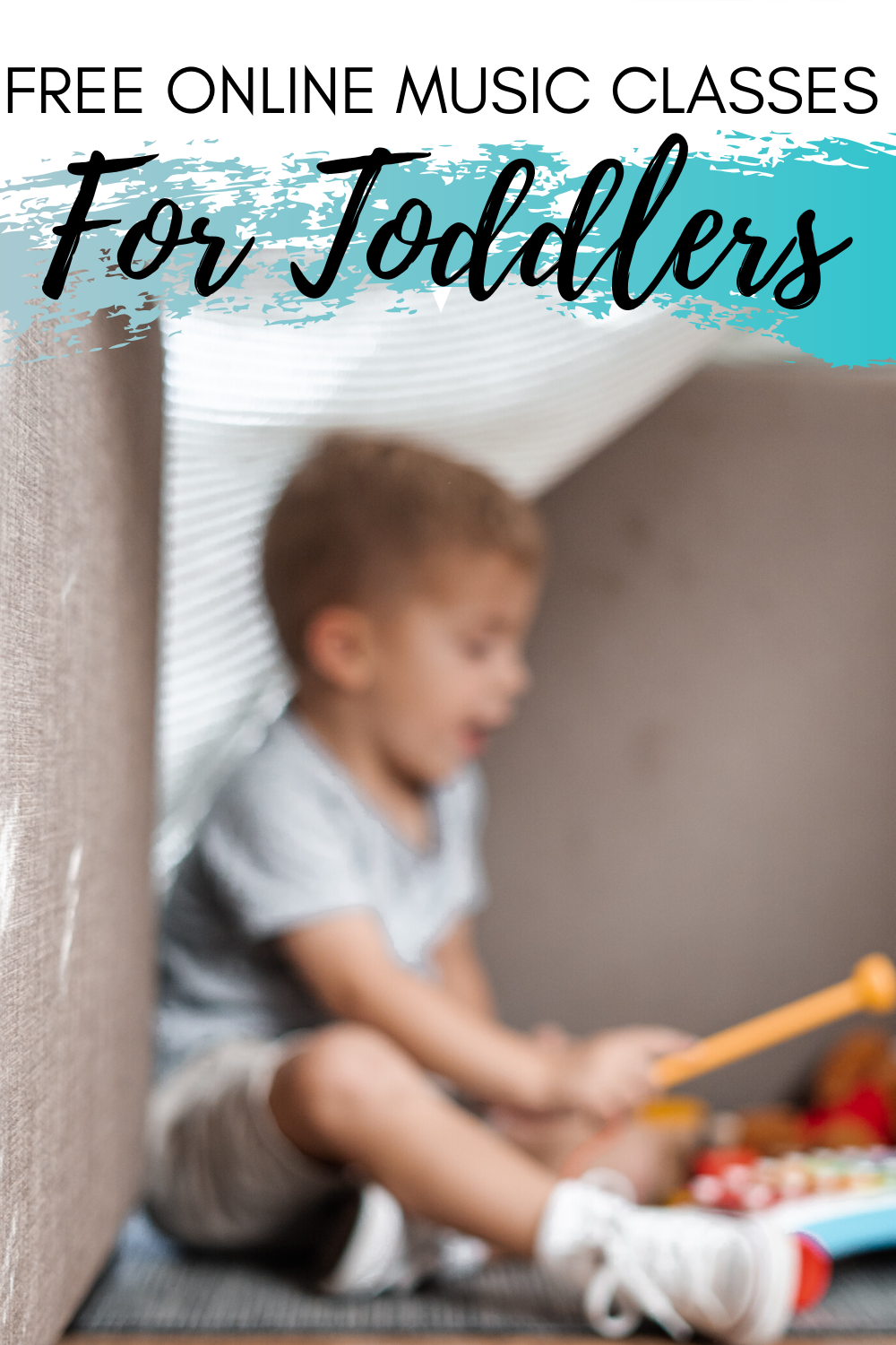Free online music classes for toddlers