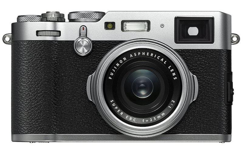 best travel camera - Fuji X100F