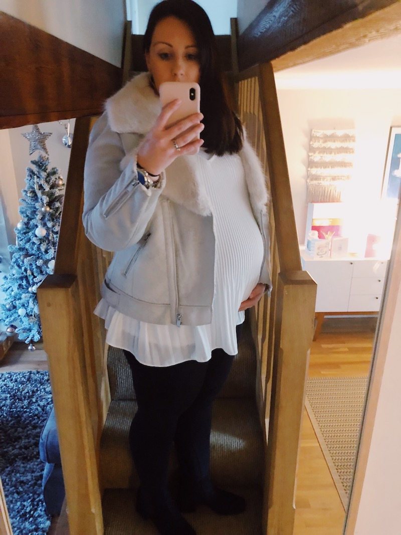 maternity leave as a full time blogger