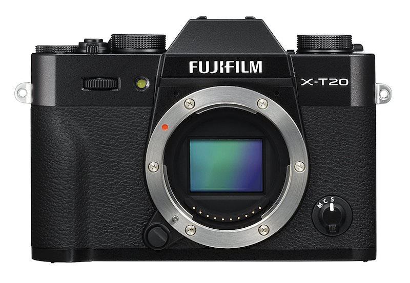 best travel camera - Fuji XT-20
