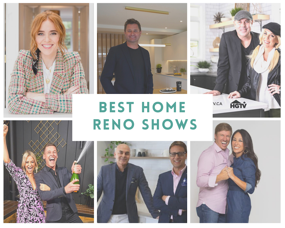 6 best home reno shows