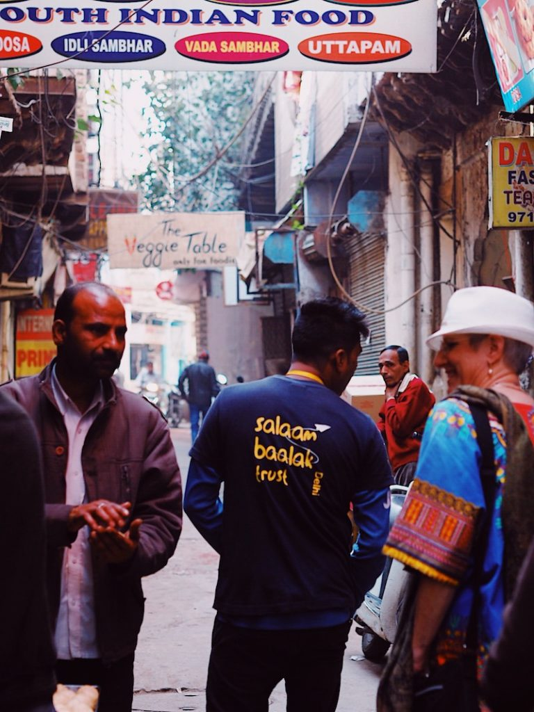 G Adventures Delhi City Walk