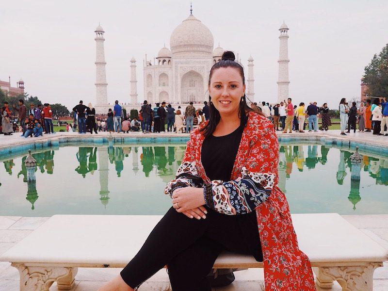 Private Tour Of The Taj Mahal - Delhi & Agra With G Adventures Part 1