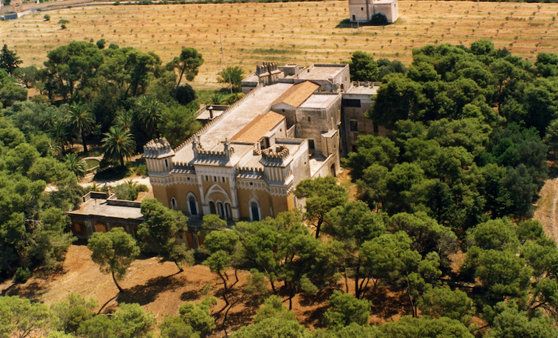 The first Amberlair hotel will be in this restored historic villa in Puglia, Italy