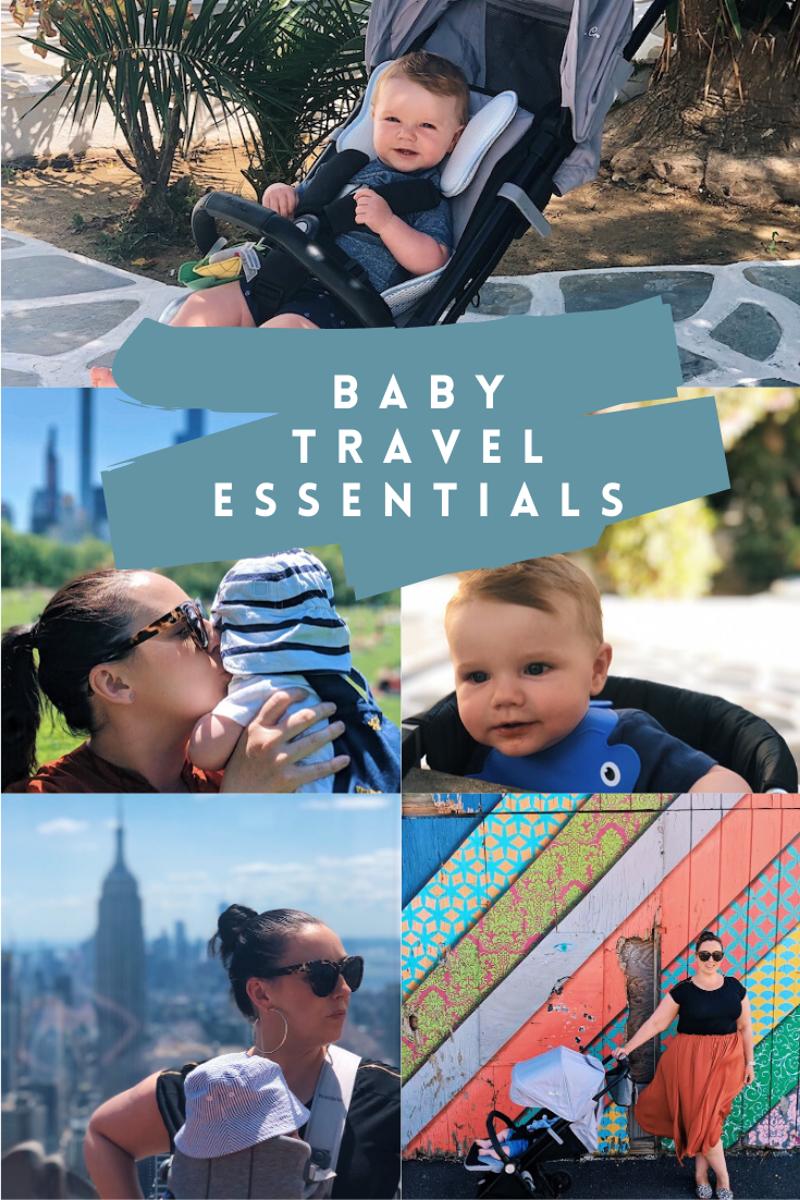 Baby travel essentials - best baby travel items put to the test