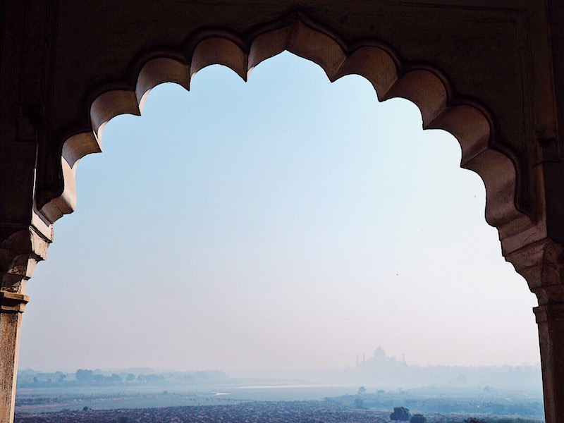 Best places to visit in Agra - Agra Fort