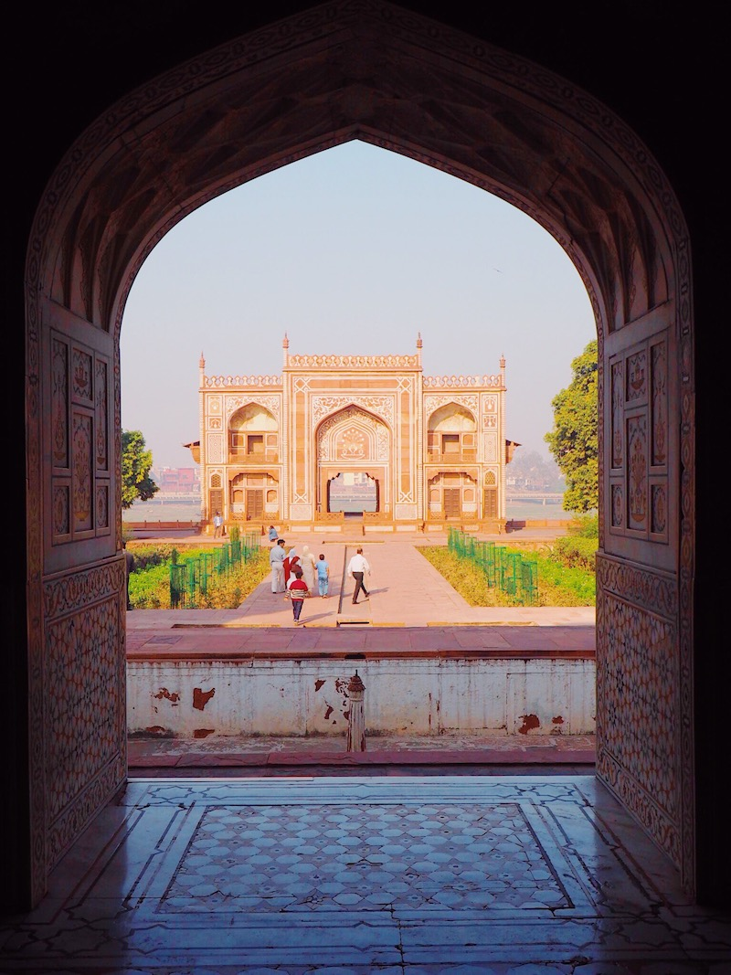 Best places to visit in Agra - Itimad-ud-Daulah - Baby Taj
