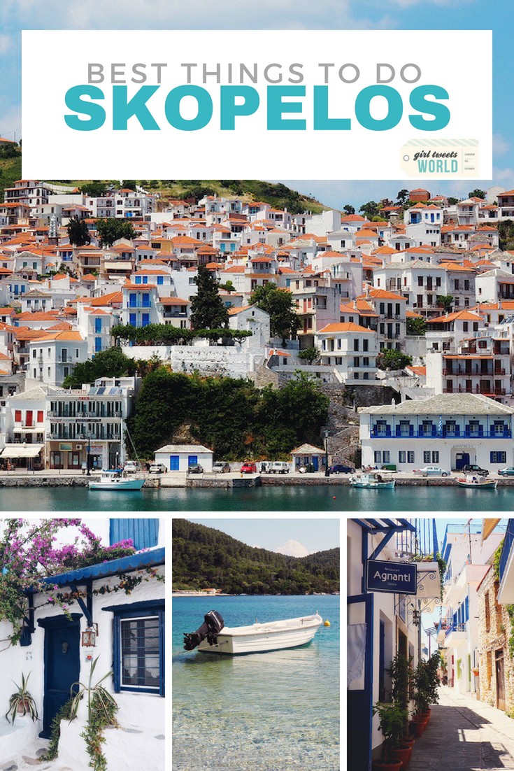 Best things to do in Skopelos - Greece travel guide