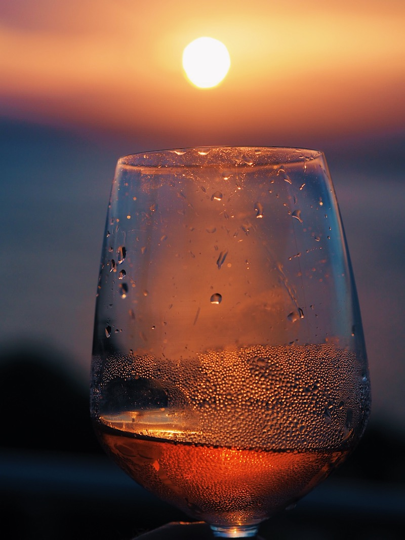 Sunset in Freycinet Tasmania