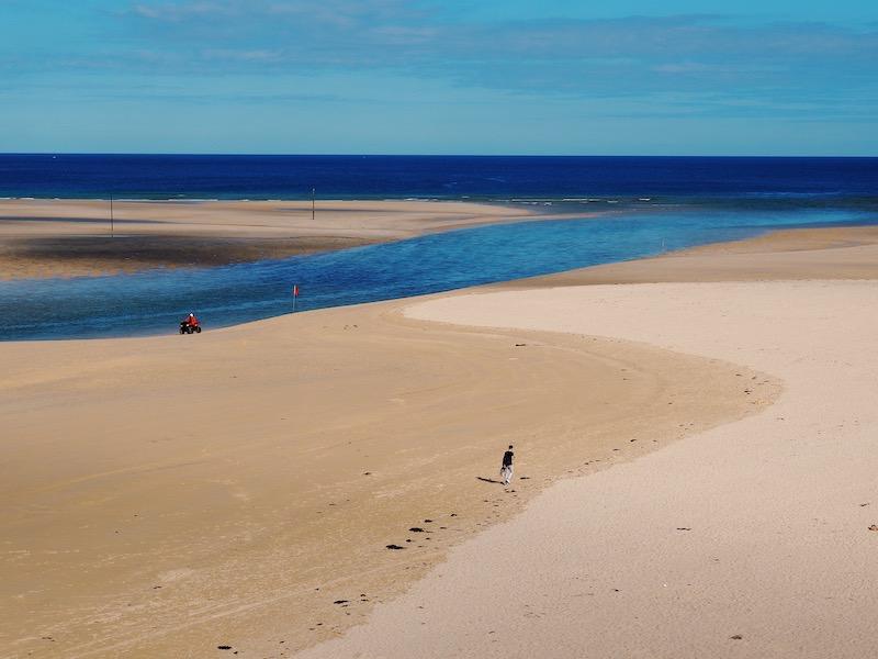 Hayle Beach Cornwall