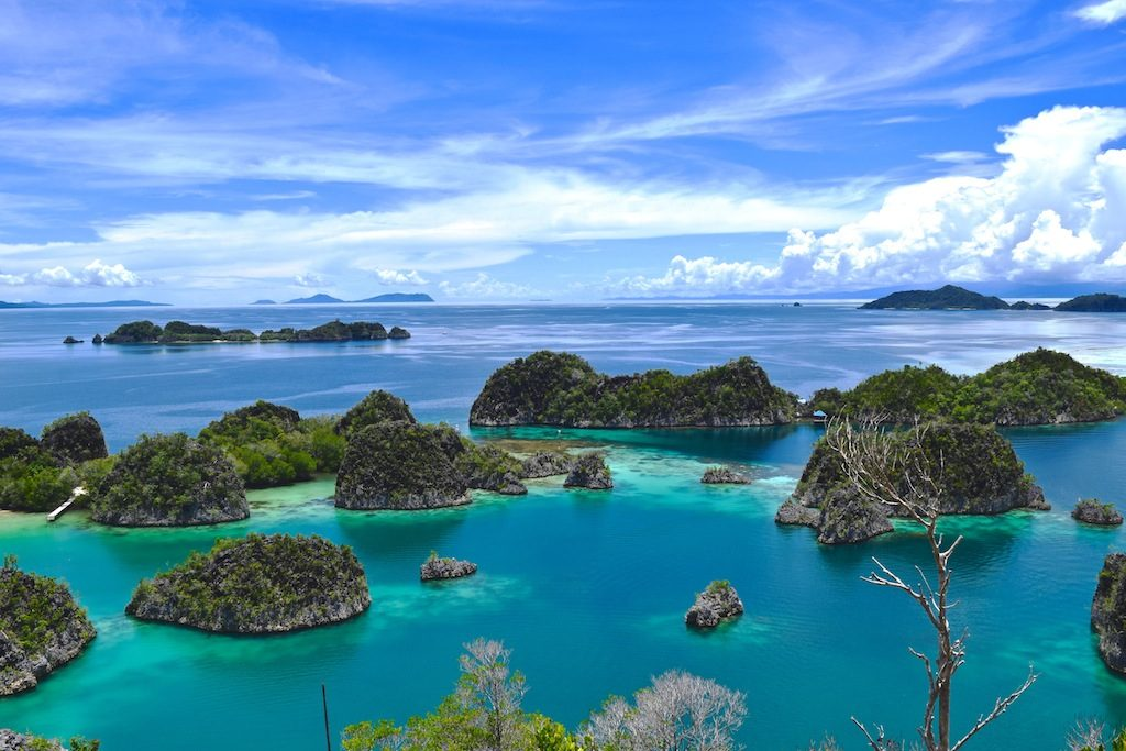Just magical - Raja Ampat Indonesia by Wanderlust Chloe