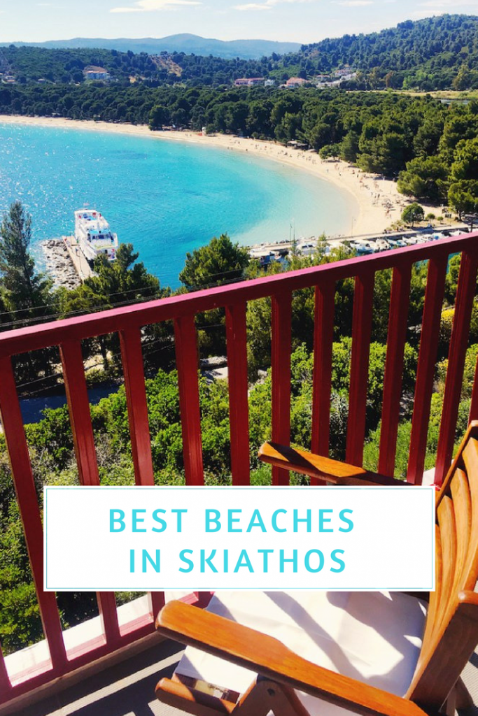 Best beaches in Skiathos Greece