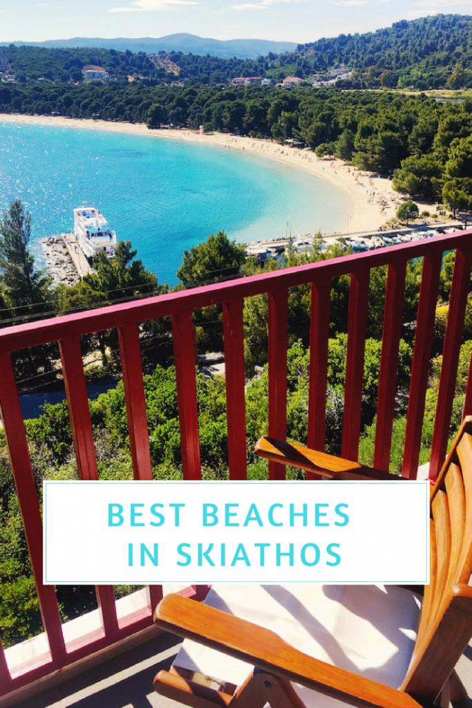 Best beaches in Skiathos Greece