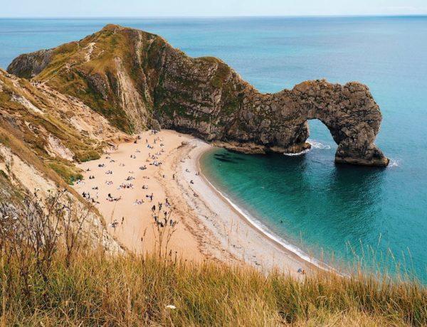 Durdle Door Jurassic Coast Dorset England