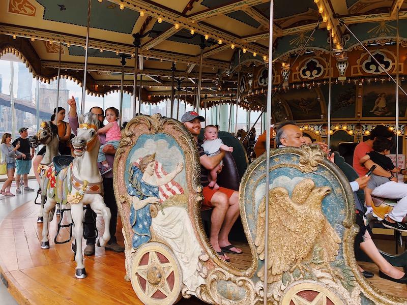 Jane's Carousel DUMBO