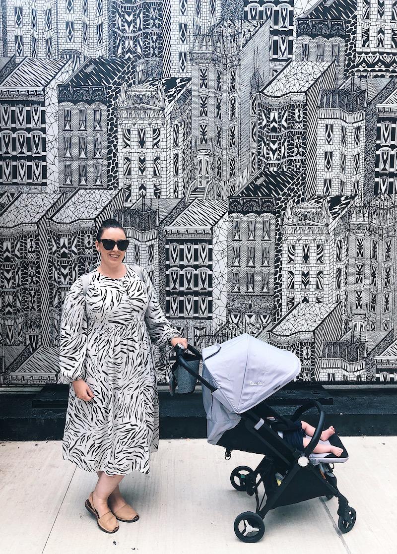 Street art at World Trade NYC