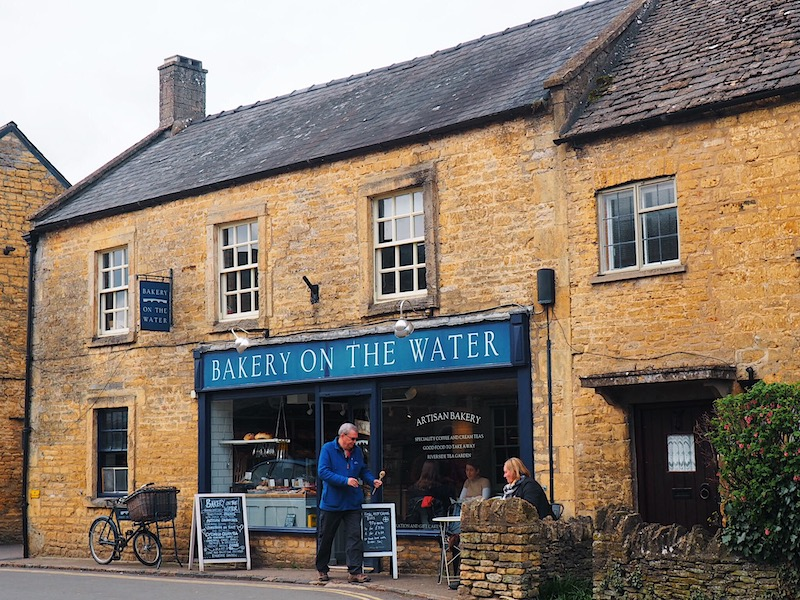 Bakery on the Water Bourton-on-the-water