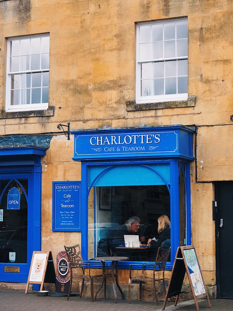 Martha's Cafe Moreton-in-Marsh Cotswolds