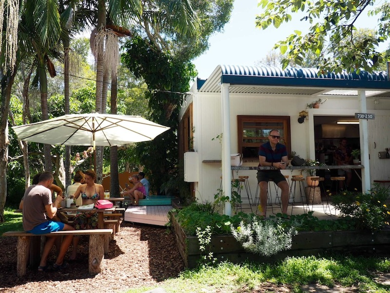 Folk: the cutest brunch spot in Byron Bay