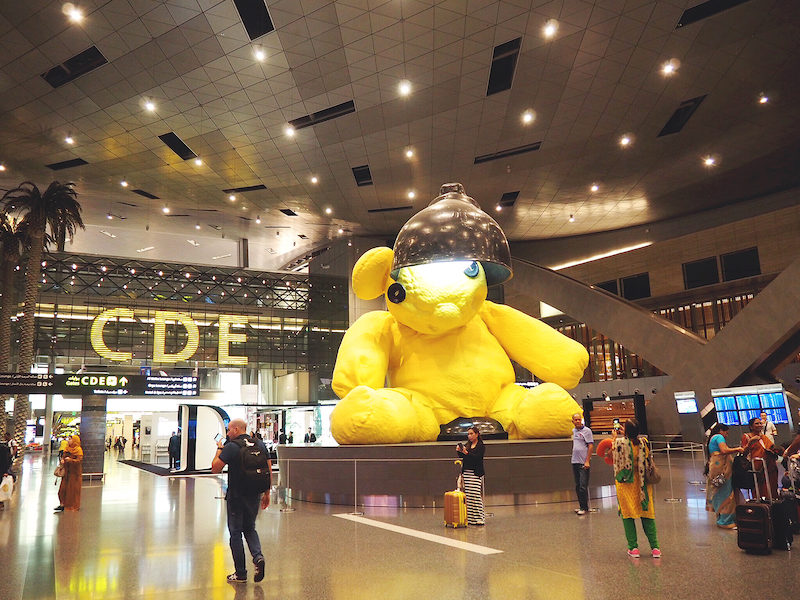Tips For Transiting At Hamad International Airport In Qatar