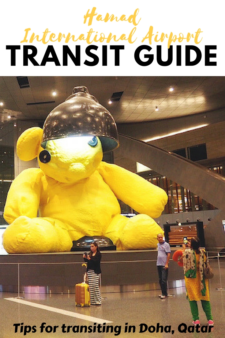Hamad International Airport transit guide