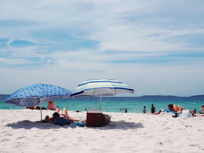 Australia bucket list - Hyams Beach Jervis Bay NSW