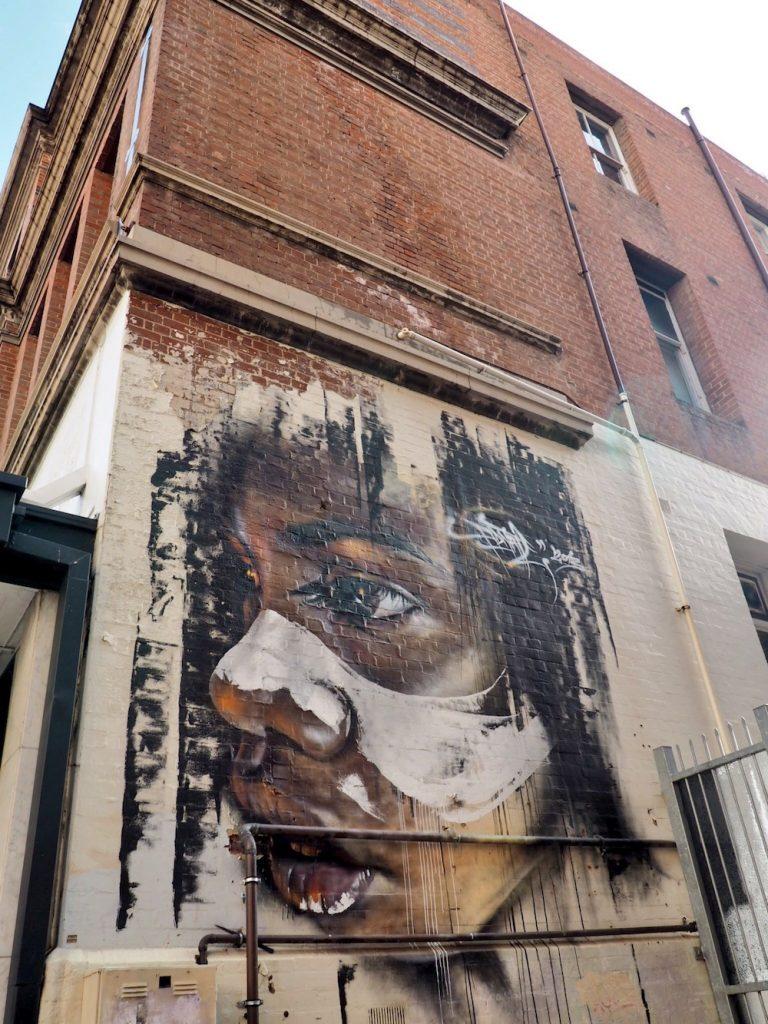 Adelaide does street art too