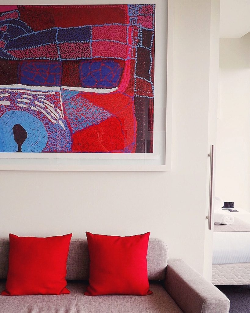 Arty In Adelaide: A Stay At The Watson By Art Series Hotels