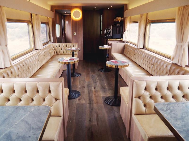 Platinum Club on The Ghan - Australia's Iconic Railway
