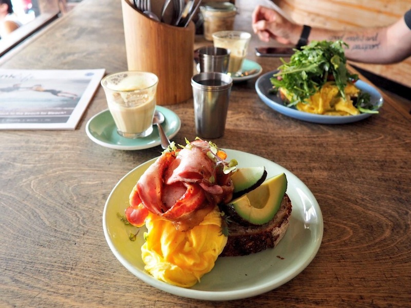 A bloomin good brunch at Bayleaf Cafe