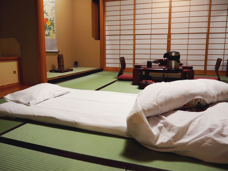 ryokan in Tohoku