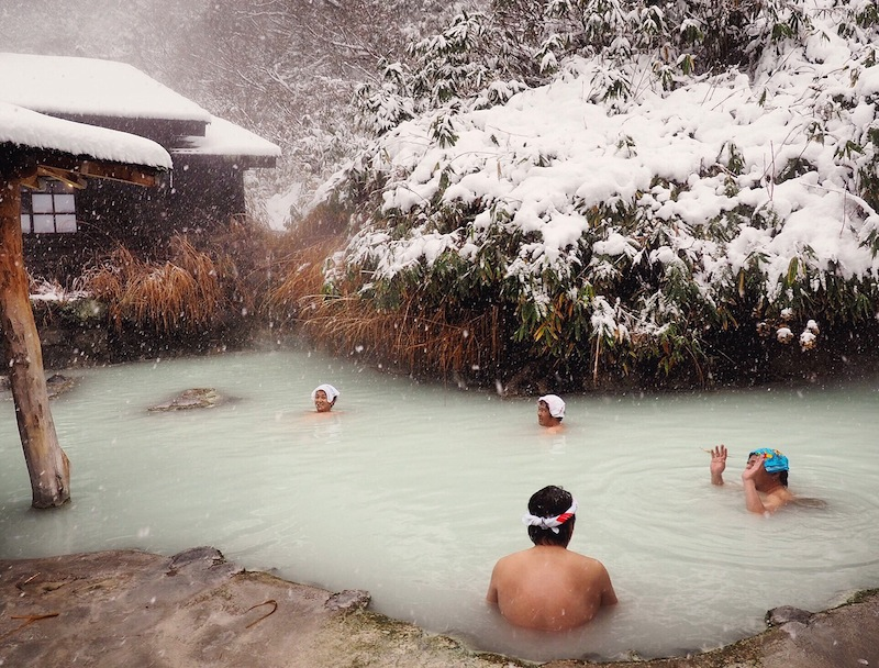 Onsen etiquette - tips for visiting onsen in Japan