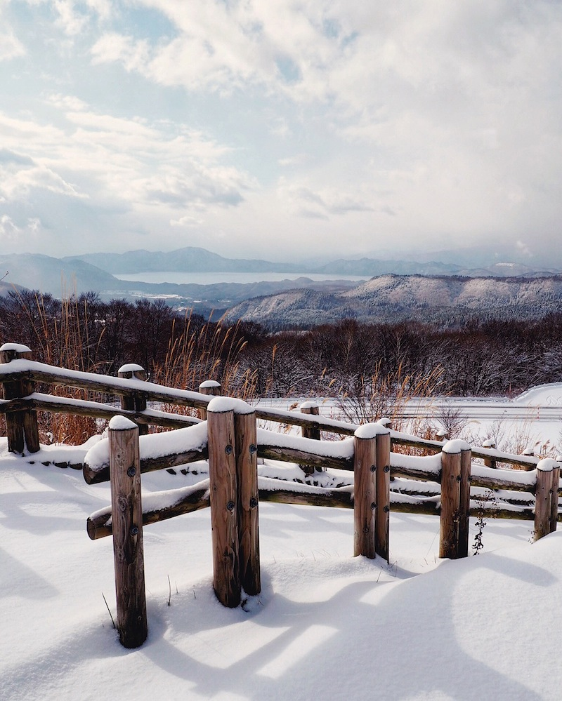 Why You Need To Go To The Powder Snow In Tohoku, Japan