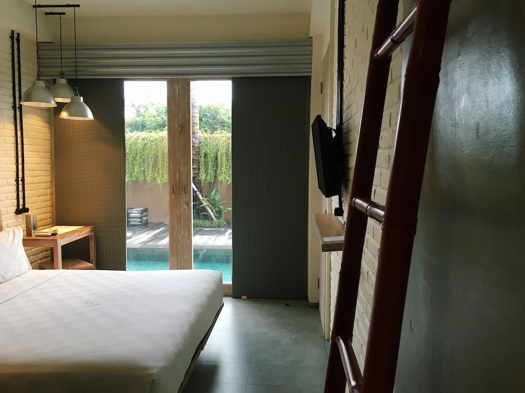 Room at Frii Bali Echo Beach
