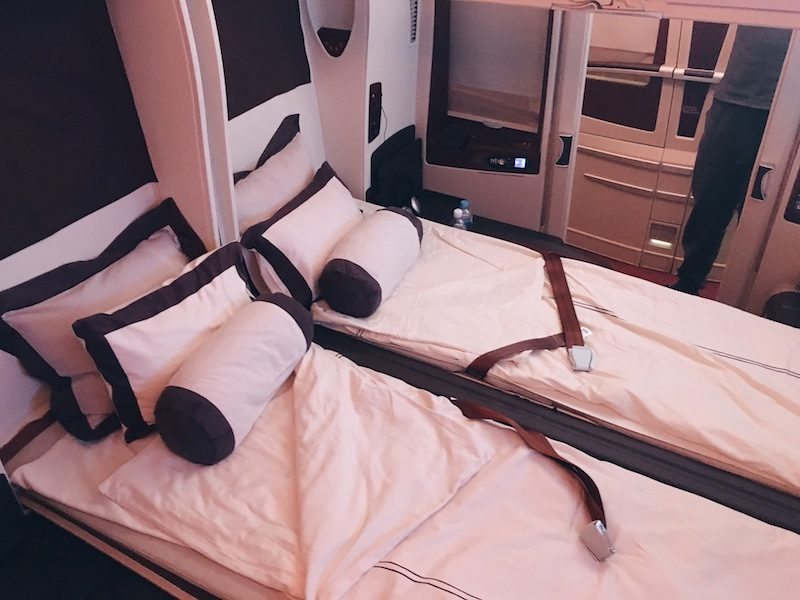 What It's Like To Fly In The Singapore Airlines Suites – Singapore To Sydney