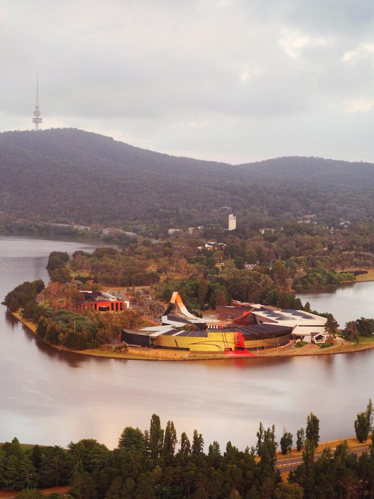 Stylish guide to Canberra